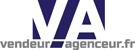Vendeur Agenceur Logo